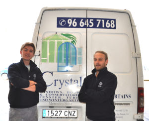 Fitters at Crystal Windows