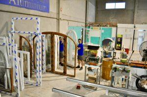 Fabryka i showroom w Crystal Windows